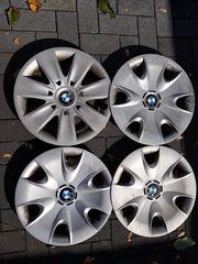 BMW 1er Stahlfelgen mit Zierblenden