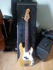 Fender 1966 Precision Bass Vintage