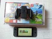 Nintendo Switch mit