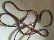 Hundeleine inkl -halsband aus weichem