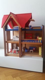 Puppenhaus Holz Selecta