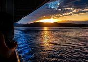 Kreuzfahrten - auf Seereise