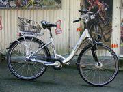 Tiefeinsteiger - Fahrrad von